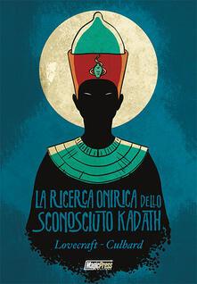 Antondemarirreguera.es La ricerca onirica dello sconosciuto Kadath Image