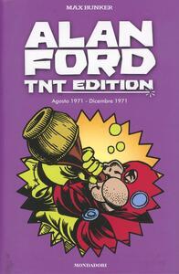 Alan Ford. TNT edition. Vol. 5: Agosto 1971-Dicembre 1971.