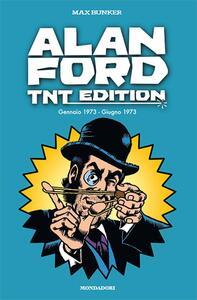 Alan Ford. TNT edition. Vol. 8: Gennaio 1973-Giugno 1973.