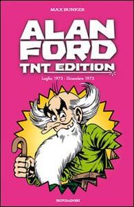 Alan Ford. TNT edition. Vol. 9: Luglio 1973-Dicembre 1973.
