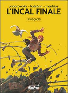 Winniearcher.com L' Incal finale. L'integrale Image