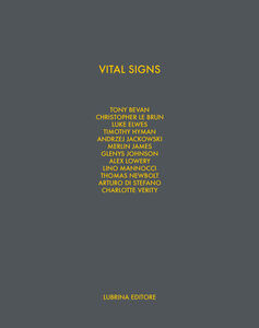 Vital signs. Work on paper by 12 London artist
