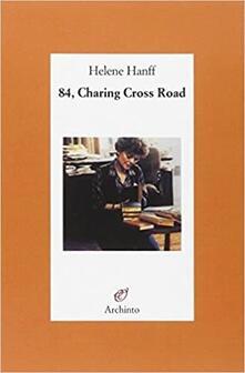 84, Charing Cross Road - Helene Hanff - copertina