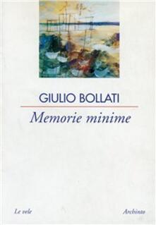 Grandtoureventi.it Memorie minime Image
