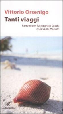 Listadelpopolo.it Tanti viaggi. Partono con lui Maurizio Cucchi e Giovanni Mariotti Image