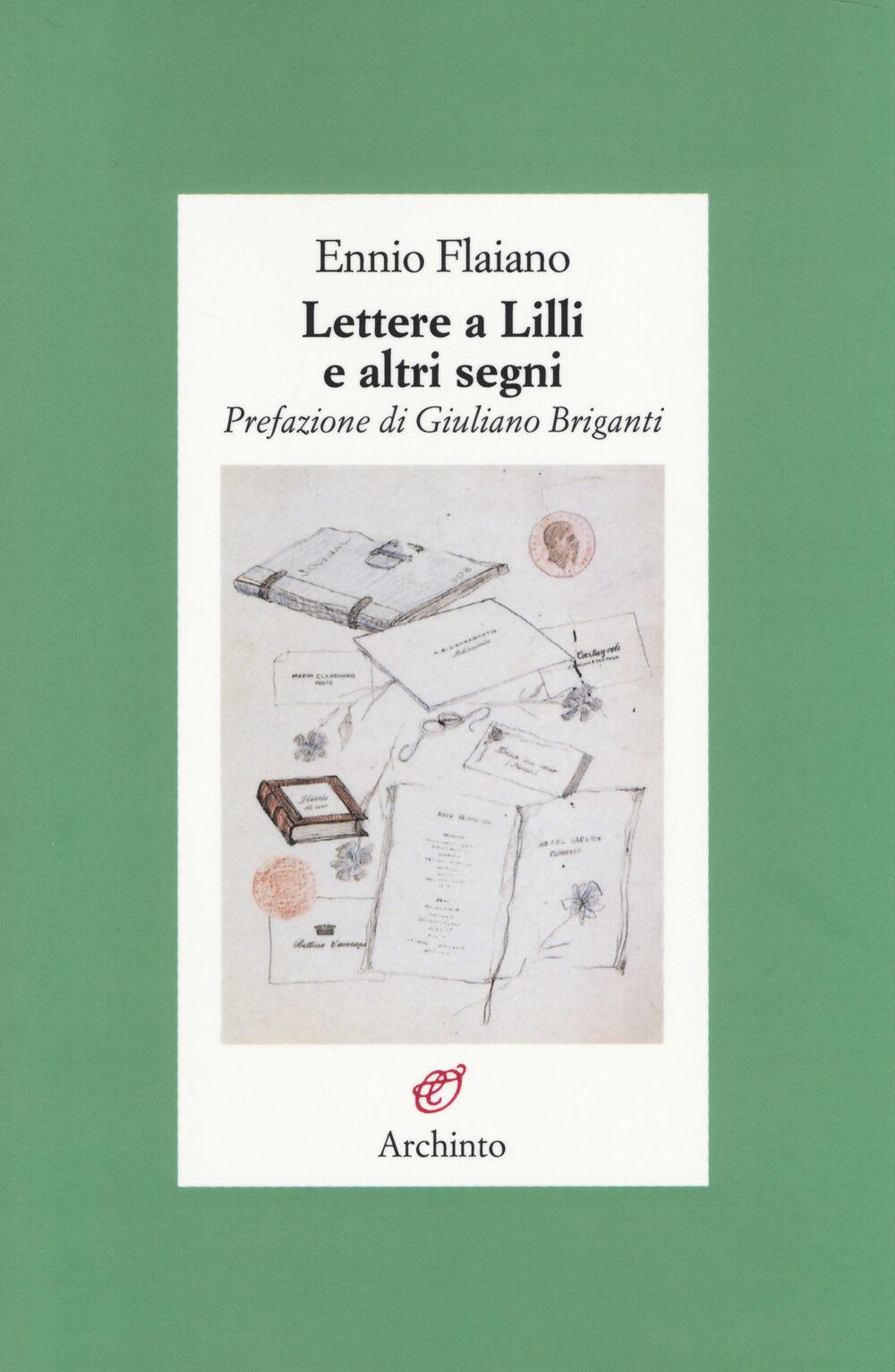 Lettere a Lilli e altri segni