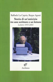 Amatigota.it Storia di un'amicizia tra uno scrittore e un lettore. Lettere (1995-2001) Image