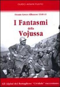 I fantasmi della Vojussa. Fronte greco albanese 1940-41. Gli alpini del battaglione «Cividale» raccontano