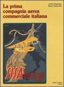Sisa. La prima compagnia aerea commerciale italiana