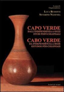 Capo Verde dall'indipendenza a oggi. Studi post-coloniali