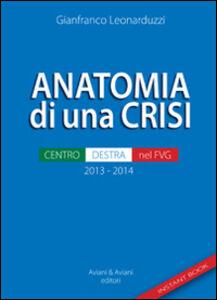 Anatomia di una crisi. Centro-destra nel FVG