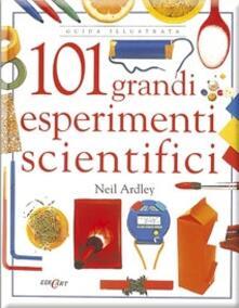 Winniearcher.com Centouno grandi esperimenti scientifici. Ediz. illustrata Image