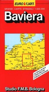 Baviera 1:300.000