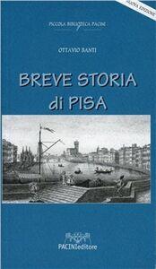 Breve storia di Pisa