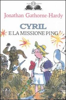 Tegliowinterrun.it Cyril e la missione Ping Image