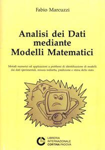 Analisi dei dati mediante modelli matematici