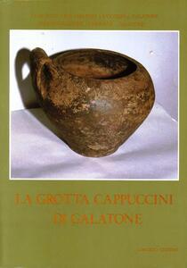 La grotta Cappuccini di Galatone