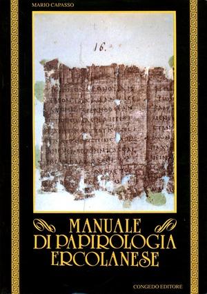 Manuale di papirologia ercolanese