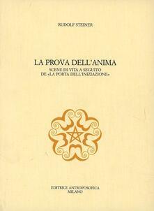 La prova dellanima. Scene di vita a seguito de «La porta delliniziazione».pdf