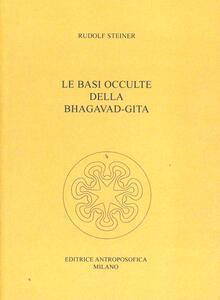 Le basi occulte della Bhagavad-Gita