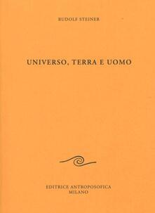 Premioquesti.it Universo, terra e uomo Image