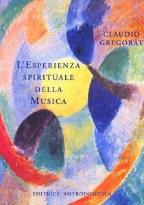 L' esperienza spirituale della musica