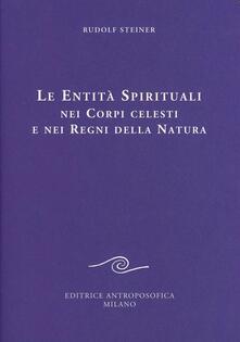 Grandtoureventi.it Le entità spirituali nei corpi celesti e nei regni della natura Image