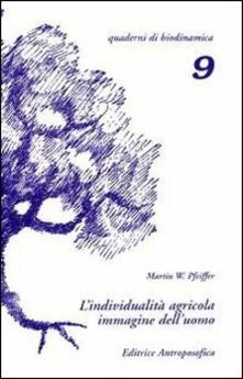 Listadelpopolo.it L' individualità agricola, immagine dell'uomo. Per la comprensione dei preparati usati nell'agricoltura biodinamica Image
