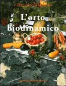 Listadelpopolo.it L' orto biodinamico. Verdura, frutta, fiori, prati con il metodo biodinamico Image