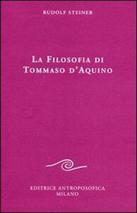 La filosofia di Tommaso d'Aquino (tre conferenze)