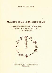 Nicocaradonna.it Macrocosmo e microcosmo Image