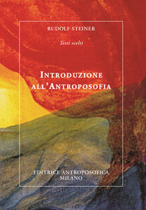Introduzione all'antroposofia
