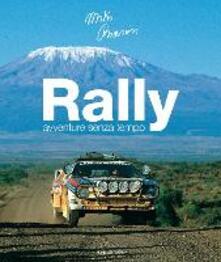 Filippodegasperi.it Rally. Avventure senza tempo. Ediz. italiana e inglese Image