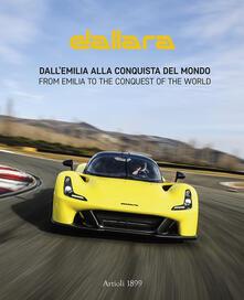 Premioquesti.it Dallara. Dall'Emilia alla conquista del mondo. Ediz. italiana e inglese Image