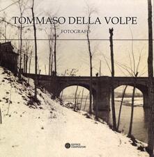 Tommaso Della Volpe fotografo