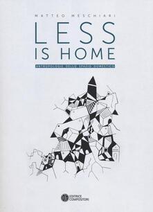 Lpgcsostenible.es Less is home. Antropologie dello spazio domestico Image
