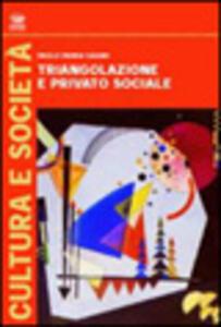 Triangolazione e privato sociale. Strategie per la ricerca valutativa
