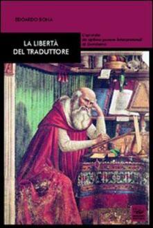 Vastese1902.it La libertà del traduttore. L'epistola de optimo genere interpretandi di Gerolamo Image