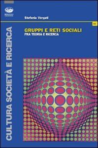 Gruppi e reti sociali