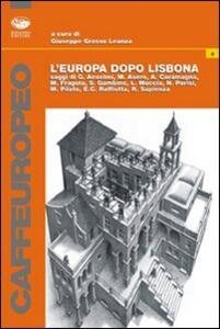 L' Europa dopo Lisbona