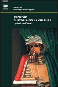 Winniearcher.com Archivio di storia della cultura. I primi vent'anni Image