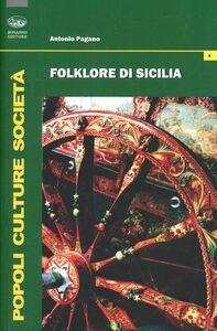Folklore di Sicilia