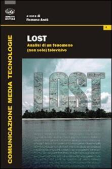 Camfeed.it Lost. Analisi di un fenomeno (non solo) televisivo Image