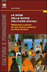 Le sfide delle nuove politiche sociali. Riflessioni a partire da una ricerca empirica sul piano di zona