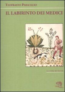 Foto Cover di Il labirinto dei medici, Libro di Paracelso, edito da La Vita Felice