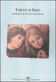 I detti di Gesù. Testo greco a fronte.pdf