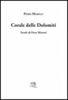 Listadelpopolo.it Corale delle Dolomiti Image
