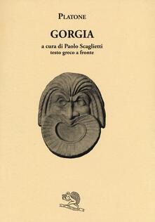 Gorgia. Testo greco a fronte
