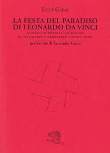 Daddyswing.es La Festa del Paradiso di Leonardo da Vinci Image