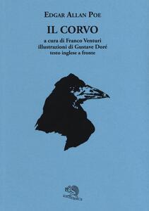 Il corvo. Testo inglese a fronte